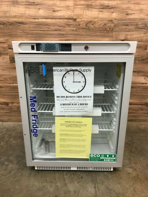 Undercounter Medical Refrigerator
