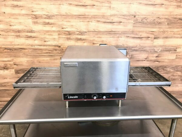 Electric Impinger Countertop Oven with Extended Conveyor