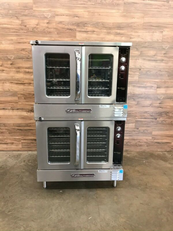 Southbend Double Full Size Electric Convection Oven