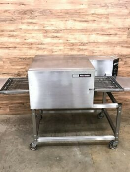 Electric Impinger Conveyor Oven