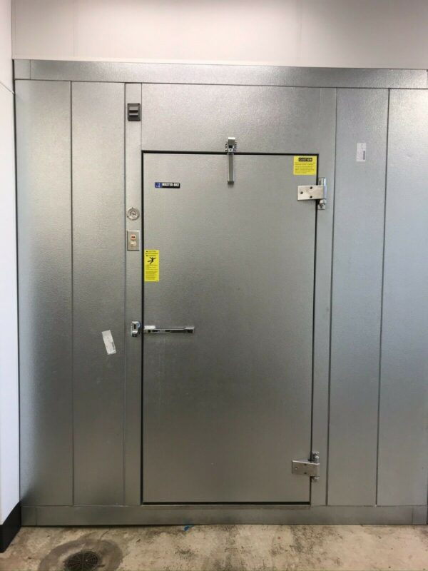 Master-Bilt Walk-in Freezer