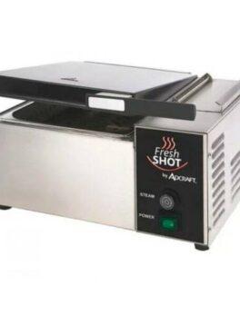 (1) Pan Portion Countertop Steamer