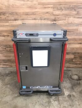 Metro Transport Armour Half Size, Heavy Duty, Insulated, Mobile Heated Holding Cabinet