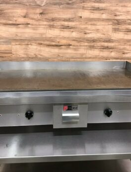"48"" Commercial Electric Griddle"