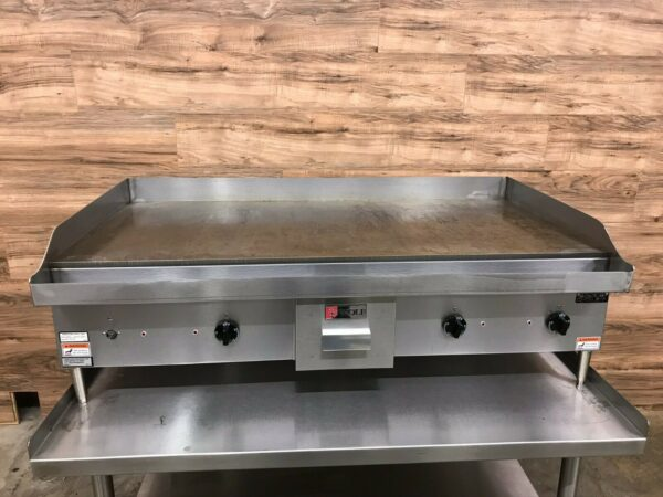 """48"""" Commercial Electric Griddle"""