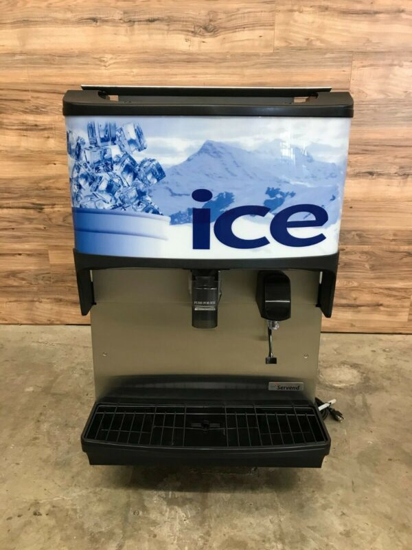 Manitowoc S-150 Countertop Ice and Water Dispenser