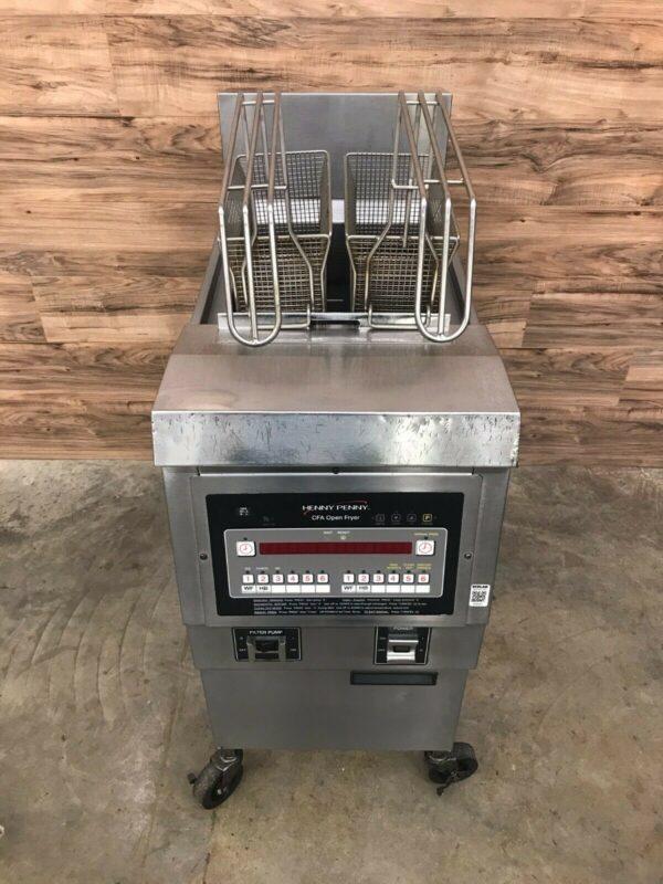 Henny Penny Single 1-Well Fryer, Electric