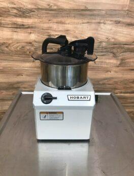 Hobart Food Processor w/ 6 Qt Bowl