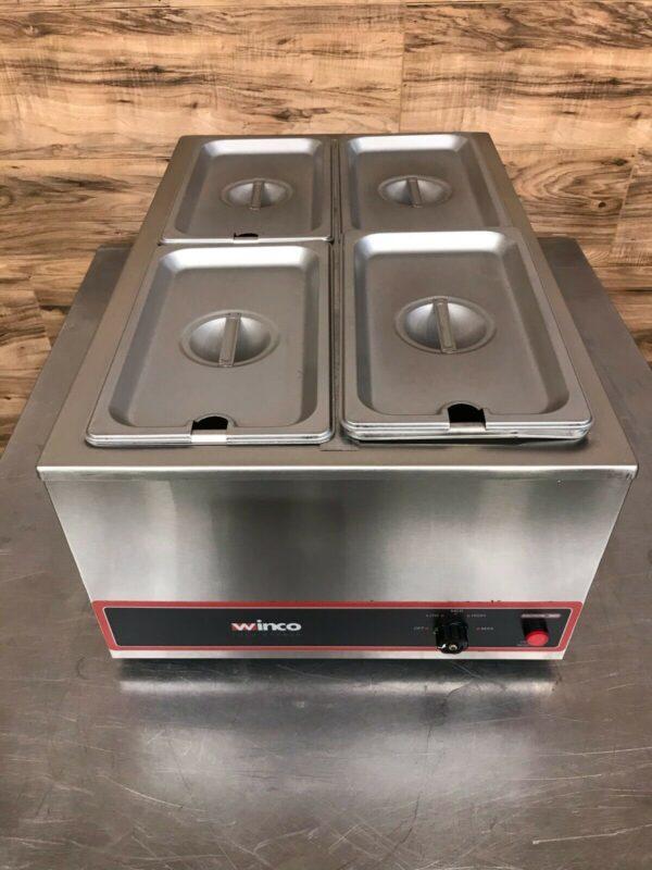 Winco Electric Food Warmer