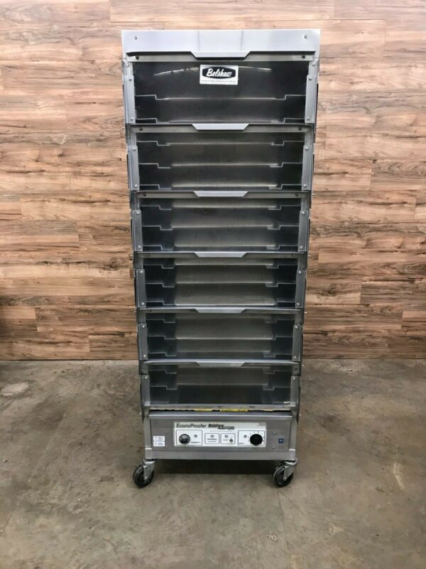 Belshaw EP18-24 (30137) EconoProofer Mobile Cabinet w/ Casters