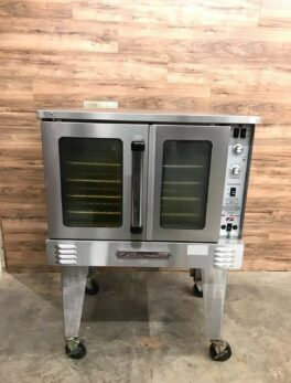 Southbend SLGS/12SC Single Deck Full Size Convection Oven Natural Gas