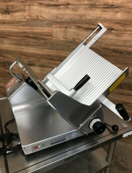 Bizerba US Manual Cheese/Deli Meat Slicer Cutter