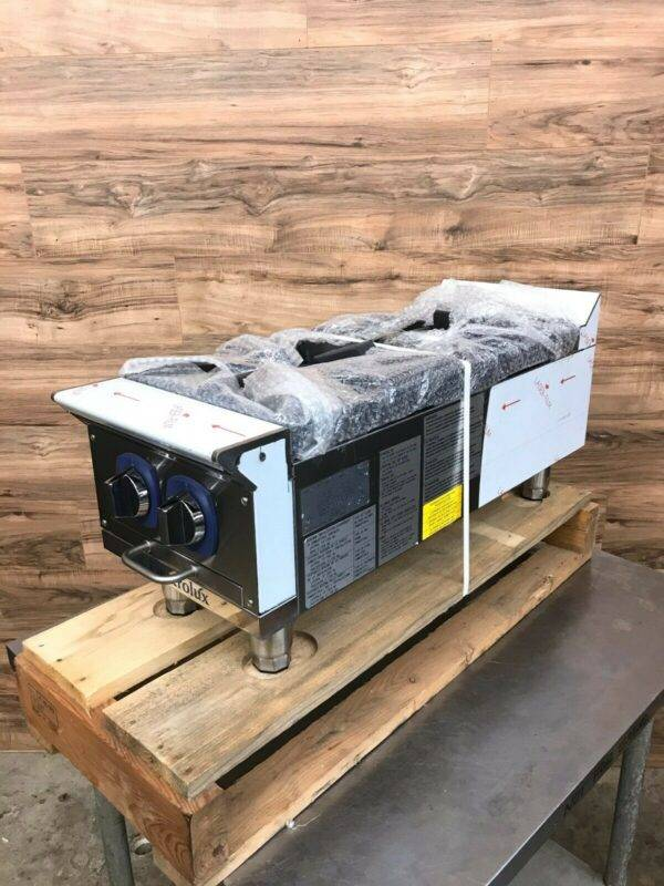 Electrolux (169000) ACG12 EMPower Series 2 Burner Range, Natural Gas