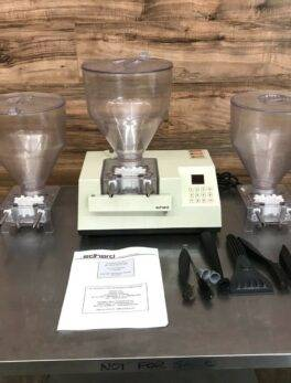 Edhard MK Donut Programmable Filler w/ Power 3 Hoppers