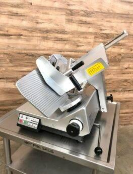 Bizerba SE12D Automatic Meat Slicer