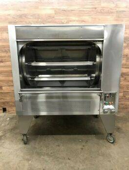 Wood Stone WS-GFR-6-NG Rotisserie Oven