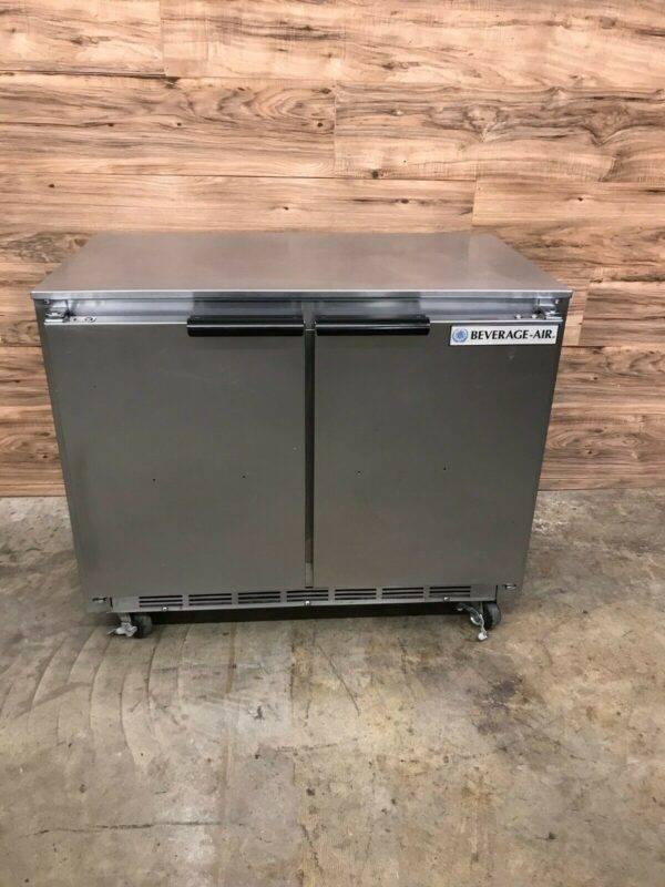 """Beverage Air UCR34 34"""" Undercounter Refrigerator"""