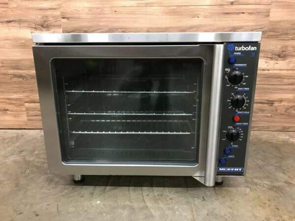 Moffat Turbofan E311MS Countertop Electric Convection Oven, 208 V