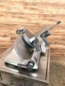 Hobart 2812 Manual Meat Slicer, 120 V