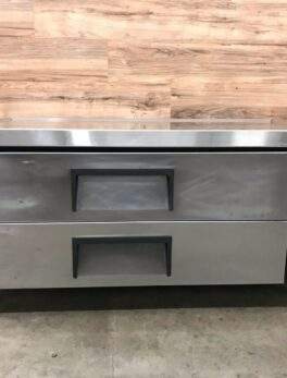 2-Drawer Refrigerated Chef Base