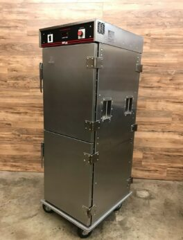 BevLes Pass-Thru Convection Heated Warming Cabinet