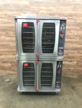 Lang GCSF-ES-NAT Double Stack Convection Oven